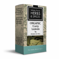 Infinity Foods Organic Curry Leaves 5g